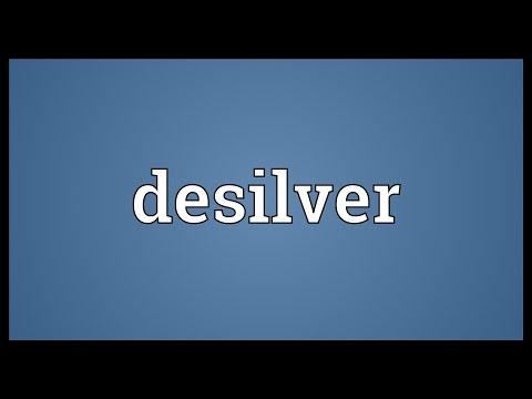 Header of desilver