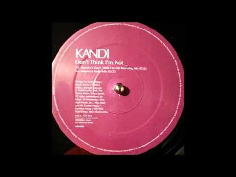 (2000) Kandi - Don't Think I'm Not [Maurice Joshua Don't Think I'm Not Remixing RMX]