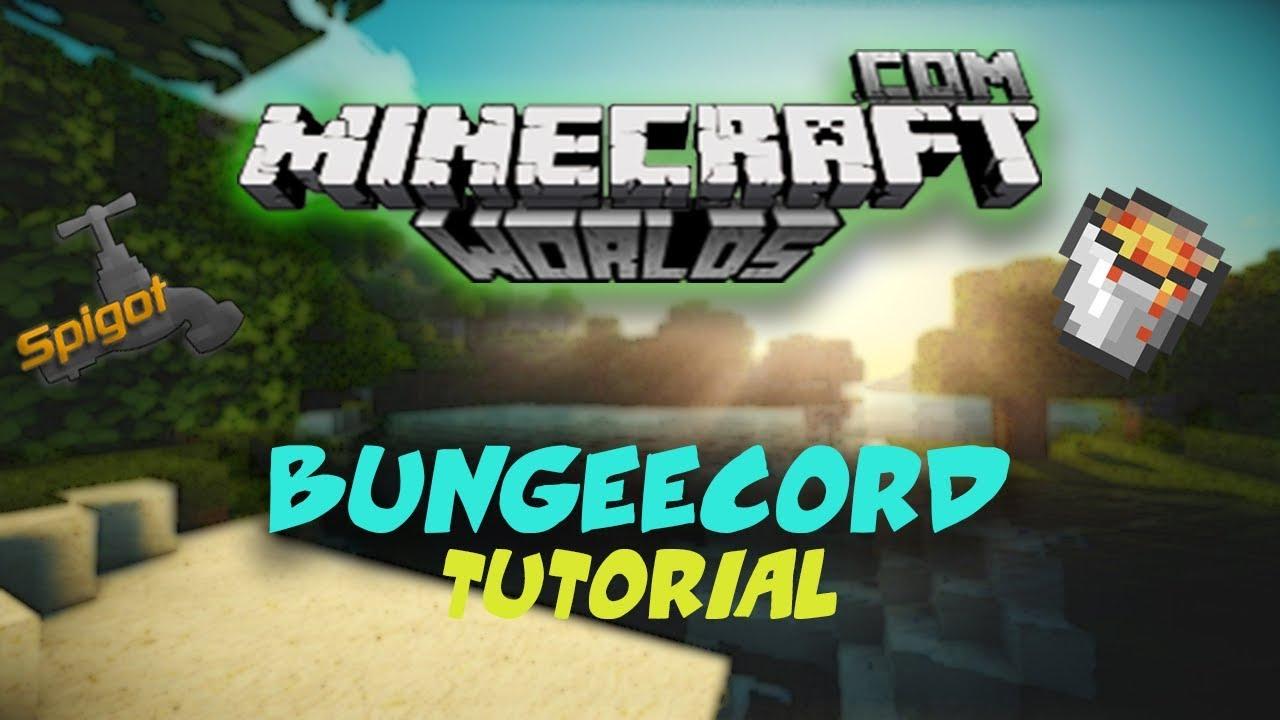 MinecraftWorlds BungeeCord Free Minecraft Hosting YouTube - Minecraft bungeecord server erstellen