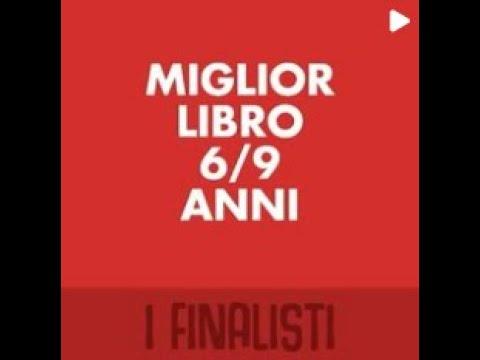 Finalisti del Premio Andersen 2021 - Miglior libro 6-9 anni