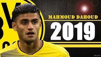 Mahmoud Dahoud - Amazing Skills Show 2019