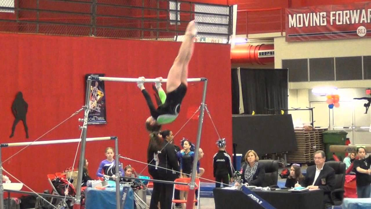 virginia gymnastics meet