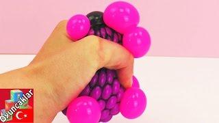 Acayip Ürün: Squishy Mesh Ball Patlamayan Top - Oyuncak Videosu Türkçe