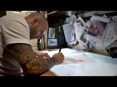 Mike Rubendall - Tattoo Age - VICE - 1 Of 3