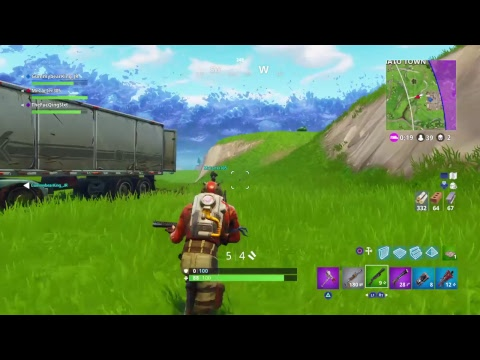 Fortnite Sauads- sit back an laugh at my pain