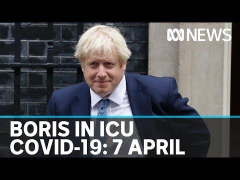 Coronavirus Update: The Latest COVID-19 News For Tuesday 7 April | ABC News