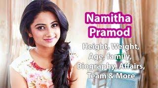 Namitha Pramod Height, Weight, Figure, Age, Biography & Wiki