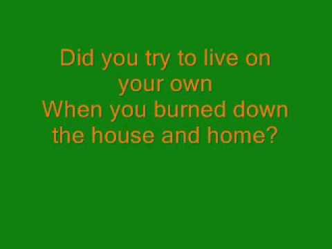 Green Day - 21 Guns Lyrics (NOT Audio Claimed)
