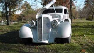 1935 Buick Limo Part 1