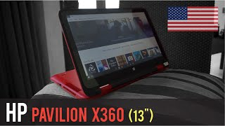 "HP Pavilion x360 (13"") Review | English"