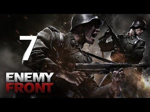 Прохождение Enemy Front #7 - Охота на офицеров Вермахта