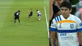 Eduardo Lopez Chofis Brace 2 Goles - San Jose Earthquakes 18/09/2021