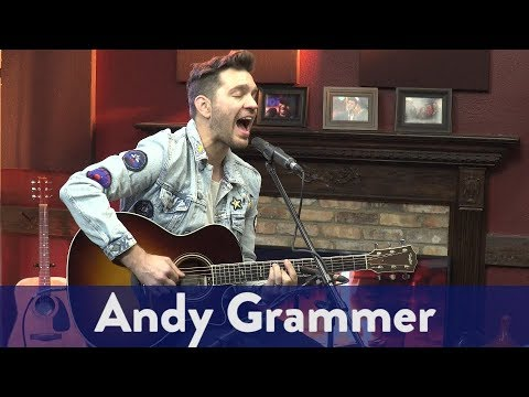 """Andy Grammer - """"Smoke Clears"""" (Live)"""