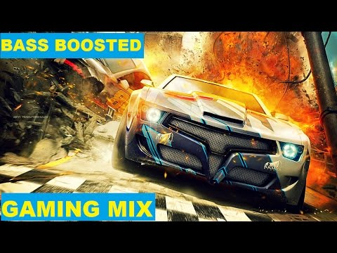 BASS BOOSTED MUSIC MIX 2017 | Best Gaming Music Mix | Car Music