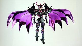 Wybern Radamanthys ~ Saint Seiya Myth Cloth EX Review