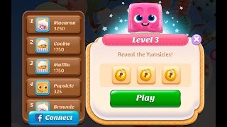 Cookie Jam Blast Level 3 HD screenshot 4