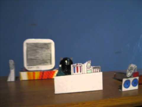 Dalek Sec Email #23: Experiments