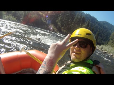 Rafting Trip Down The  Lower South Fork.