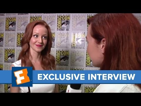 Lindy Booth ComicCon 2013 Exclusive   Comic Con  dangoMovies
