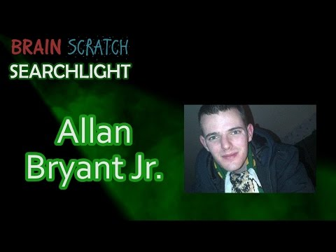 Allan Bryant Jr. on BrainScratch Searchlight