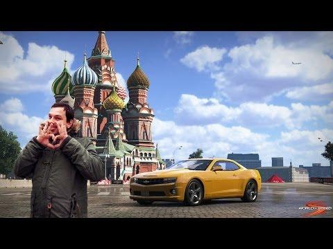 ПАЦАНСКИЙ ТЮНИНГ ВАЗ 2108 в WORLD of SPEED