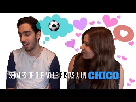 SENALES DE QUE NO LE GUSTAS A UN CHICO || Andrea Rodriguez