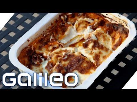 Jumbo auf der Suche nach der besten Lasagne | Galileo | ProSieben