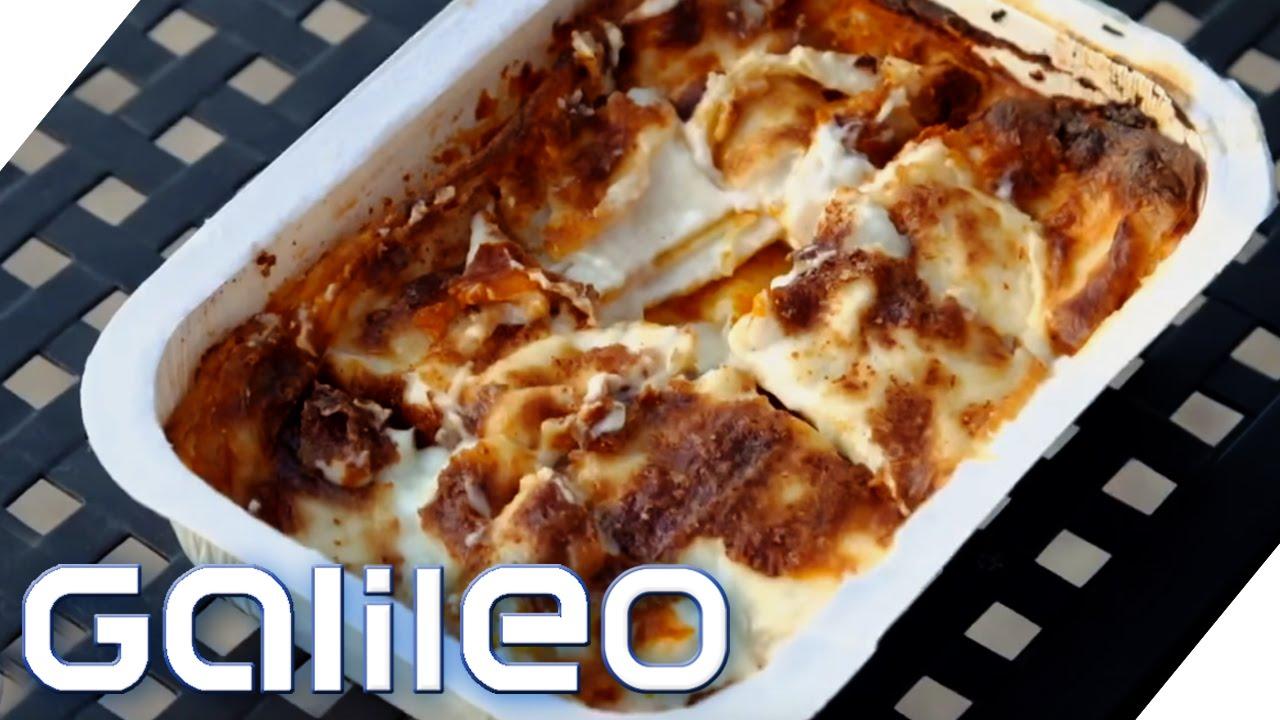 Jumbo auf der Suche nach der besten Lasagne   Galileo   ProSieben