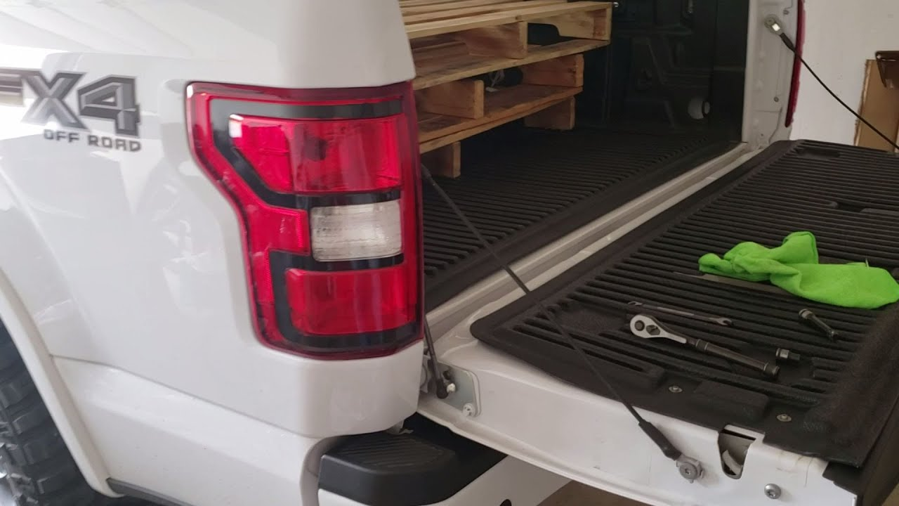 2018 F150 Tail Light Removal Another Issue