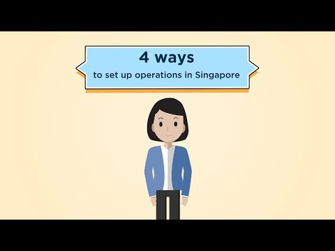 How do Foreign Businesses Set Up Operations in Singapore?