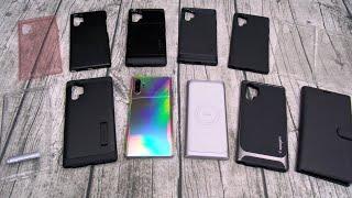 Samsung Galaxy Note 10 Plus - Spigen Case Lineup