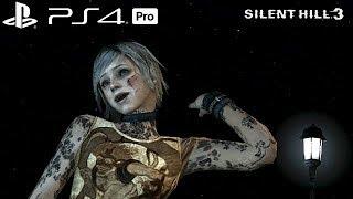 Silent Hill 3 PS4 Pro Last Battle + Ending HD 1080p