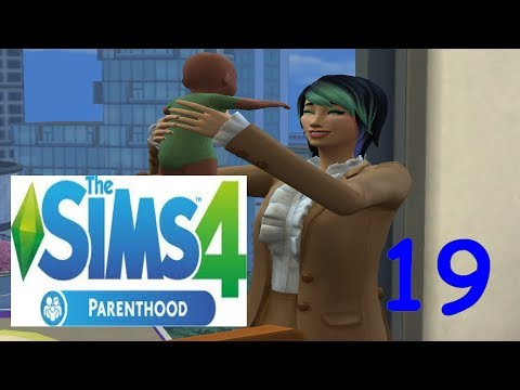 Let's Play: The Sims 4 Parenthood #19 MATTHEW  
