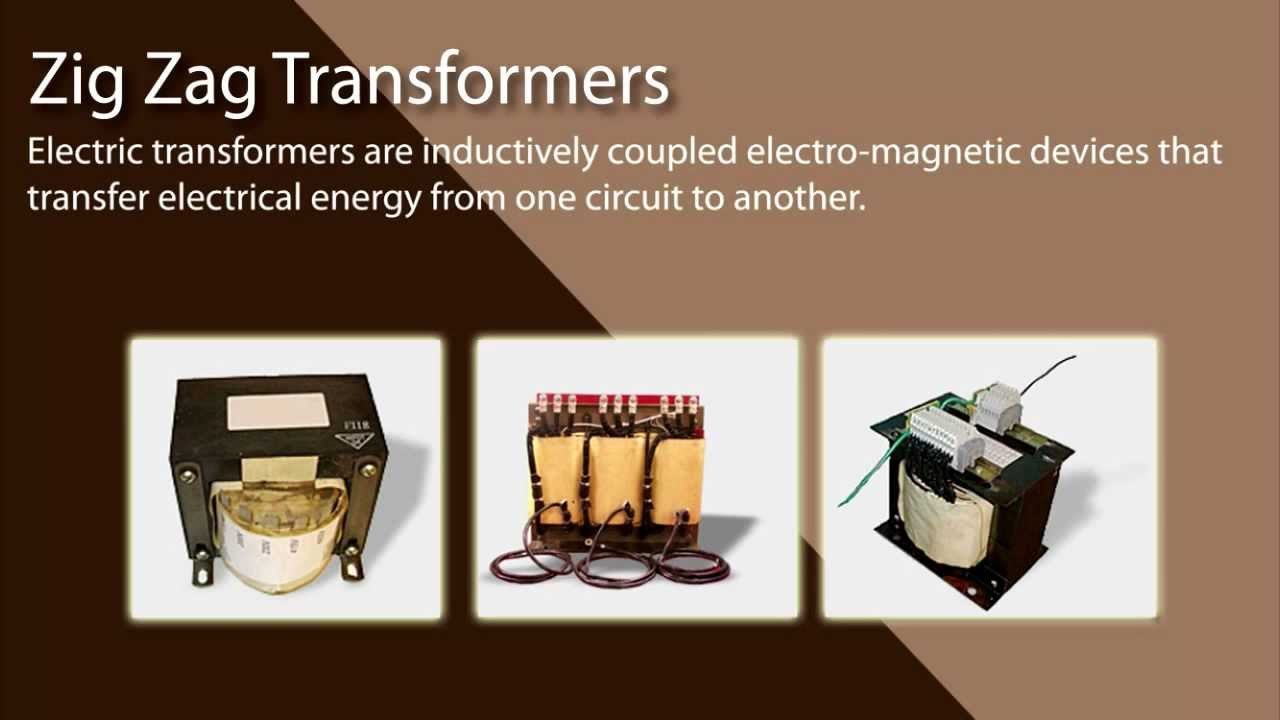 zig zag transformer companies [ 1280 x 720 Pixel ]