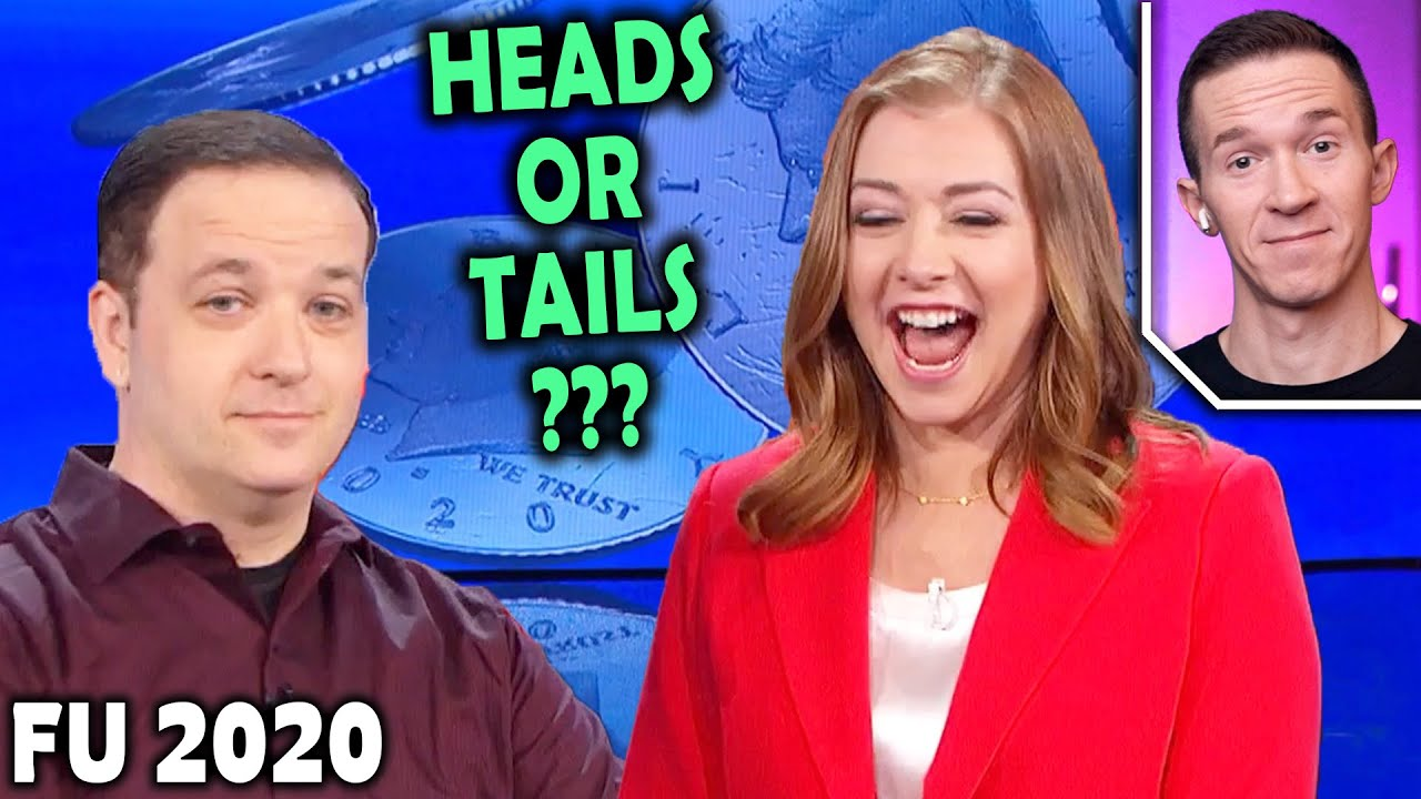 Magician REACTS to Wes Iseli HEADS OR TAILS coin flipping on Penn and Teller FOOL US 2020