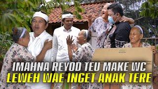 MAMI MAEMUNAH RUMAHNYA REYOT TANPA MCK | MAHIR BAHASA MINANG | NANGIS INGET ANAK SAMBUNG