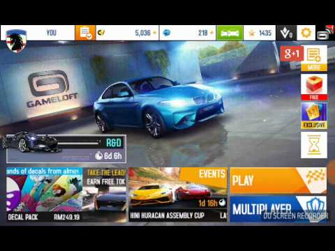 Asphalt 8 blueprint car assembly assembling the cadillac ats v asphalt 8 blueprint car assembly assembling the cadillac ats v coupe my first blueprint assembly malvernweather Gallery