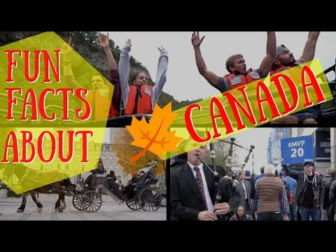 20 Interesting Fun Facts about Canada
