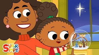 Silent Night | Christmas Song For Kids | Super Simple Songs