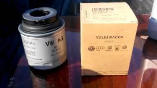 VW Polo седан масляный фильтр .масло .обзор