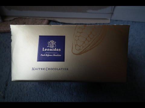 Leonidas Chocolates!