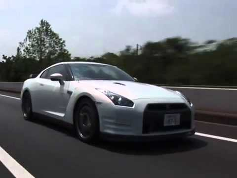 2012 Nissan GTR Egoist Impression