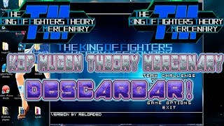 M.U.G.E.N Theory Mercenary By Daniel! Para Descargar!!! +300 Chars +50 Stages!