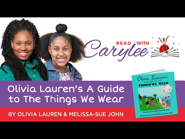 Olivia Lauren's A Guide to The Things We Wear
