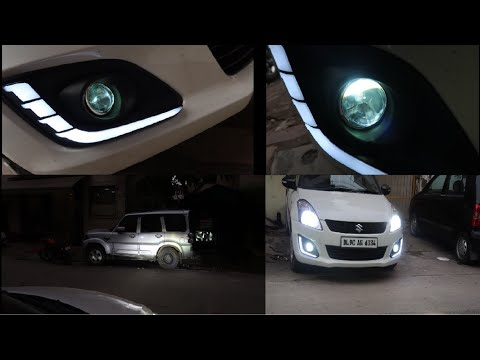 Installed Projector Fog Lamps On My Car   Hid For Fog Lamps   Best Hid For Your Car   Hid Kit