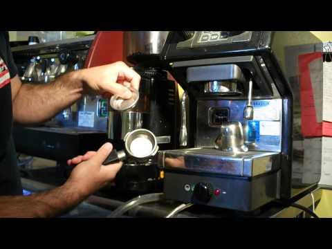 Brasilia Espresso Machine Training part 1