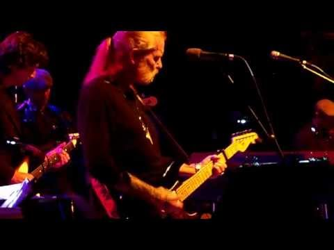 Gregg Allman Band - I Can't Be Satisfied @ Georgia Theatre, Athens 1.6.2015