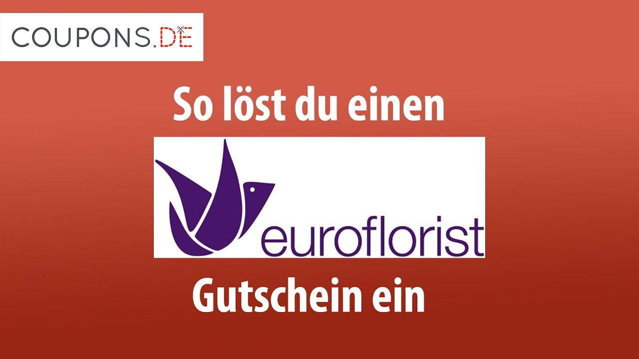 Euroflorist Gutschein