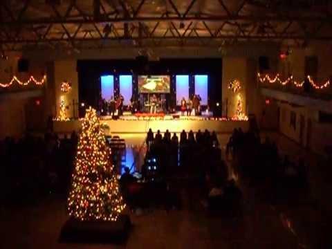 mechanicsville baptist church christmas eve service 2013 youtube