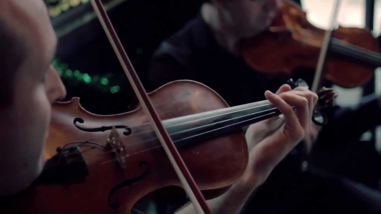 Baroque N' Fiddle String Quartet - The Buttermilk Mary Jigs